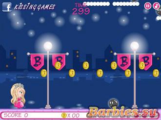 Игры для девочек барби бродилки